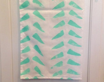 Candy Color Chevron Tea Towel