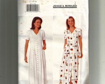 Butterick Misses' / Miss Petite Dress Pattern 4913