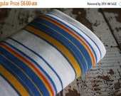 35% OFF CRAZY SALE- Vintage Jersey Knit-Retro Stripes-Cotton Knit