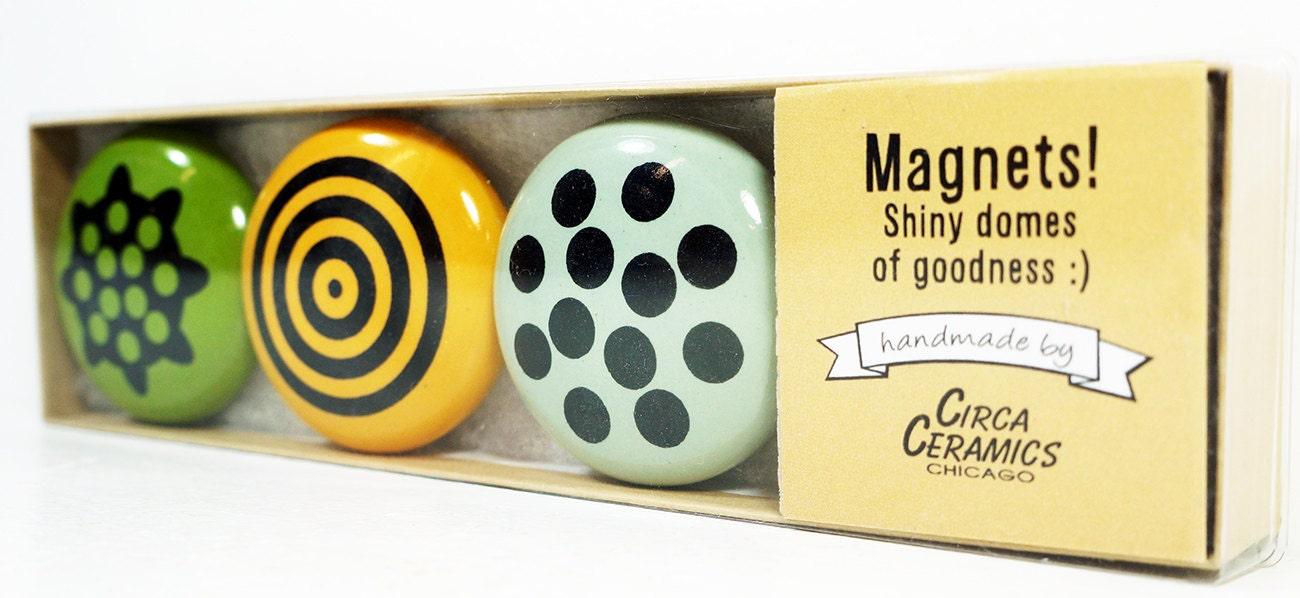 magnet set of roundness. (3pk)