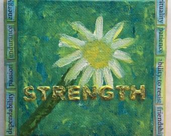Strength - Inspire Art