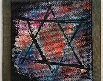 Star of David - Inspire Art