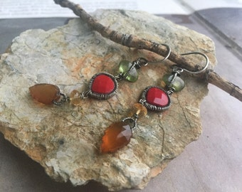 Autumn Parade Earrings