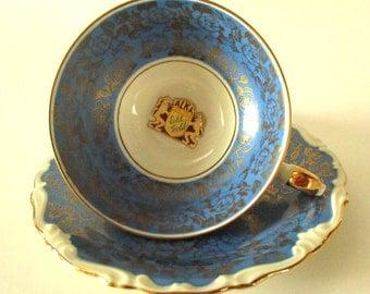 Vintage  Kunst Kronach AL-KA  cup and saucer