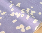 Japanese Fabric Kokka Muddy Works Tomotake - Petals - A - 50cm