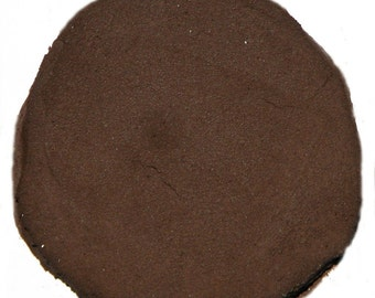 Rich CHOCOLATE BROWN 2 Pounds Mosaic Tile Grout Sanded Polymer Fortified for Home Projects - Just Add Water