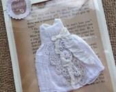 OOAK Hankie Dress for Middie Blythe
