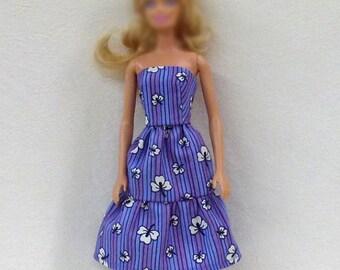 "11.5"" fashion dolls Handmade dress"