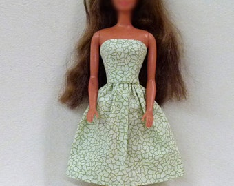 "11.5"" fashion doll Dress Handmade"