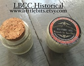 Corked- Early 18th century Scottish Receipt To Heal - Hastings Ointment