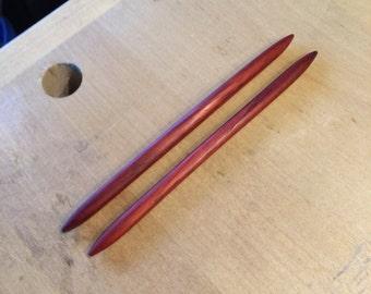 Hair Stick: Padauk