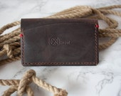 Slim Wallet Plus / Mens Wallet / Leather Wallet / Personalized Wallet / Leather Cardholder / Cardholder Wallet / Card Holder Wallet