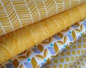 Best Seller,  Bright fabric, Girl Fabric, True Colors by Joel Dewberry, Nursery fabric, Wedding Fabric, Yellow fabric, Fabric Bundle of 5