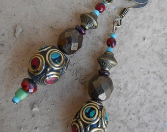Krishna earrings
