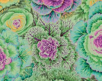 "FAT QUARTER FQ118 Philip Jacobs Brassica Moss PWPJ051 Precut 18""x22"" Fabric Cotton Quilting Westminster"