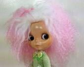 Custom order for Bev ..bLYTHE wig ..or ( SD 10 )..mongolian fur