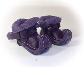BLYTHE  purple   Witcyboo boots