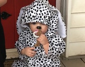 Not available till jan.101 Dalmation Baby Costume