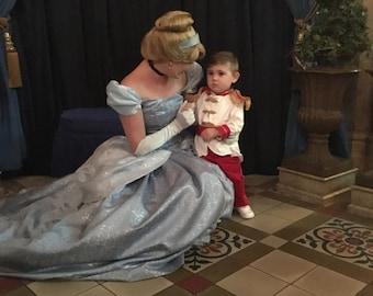 Toddler Prince Charming