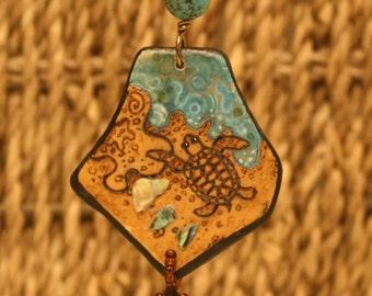 Gourd Art Jewelry