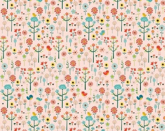 30% OFF Roots & Wings Coral Garden - 1/2 Yard