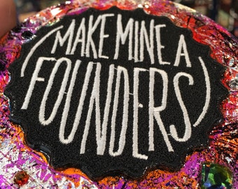 1st & foremost, make mine a founders! No. 46200