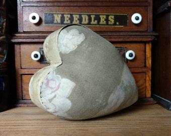 Unusual Heart Pincushion