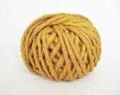 vintage gold macrame cord sisal jute rope for hanging plant holders