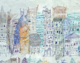 Cityscape(Day)