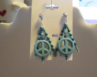 Beautiful dangle earrings...now 15% off