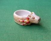 Miniature Cozy Capybara