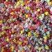 Letters Grab Bag Beads 8oz Alphabet HALF POUND for Kandi Craft Kid Bracelet Scout Jewelry words kandy fun crafting jewelry