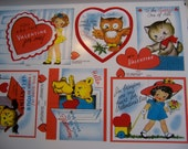 vintage valentines replicas book