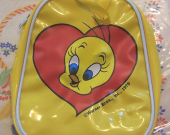 1979 tiny tweety bird carry all