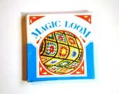 Magic Loom 3 Piece Loom Set Instructions Magic Loom Craft Square Metal Hand Looms Magic Loom Kit
