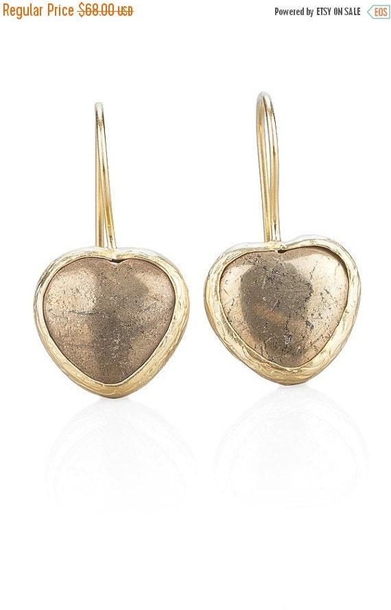 30% Fall Sale Fools Heart Earrings