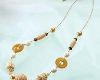 MYUKI Ring necklace