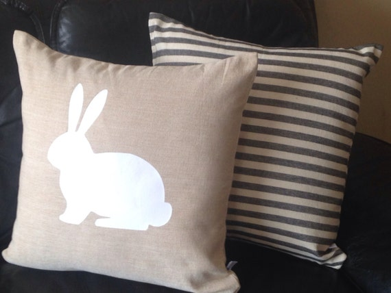 Easter Throw Pillow Covers : Easter Pillows Home Decor Easter Decorative Pillow Covers