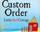 Custom Order for Melissa - 2 yards of purple braid fringe trim
