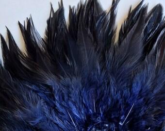 VOGUE SADDLE,  Dark Navy Blue   /  248