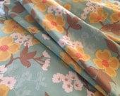 1 yard - Joel Dewberry Fabric - Modern Meadow sunglow