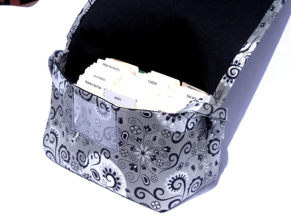 Coupon Organizer, Large Coupon Holder, Coupon Binder, Magical Fabric