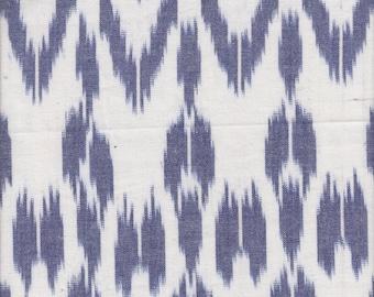 Hoffman Fabrics ME + YOU Woven Ikat in Lagoon - Half Yard