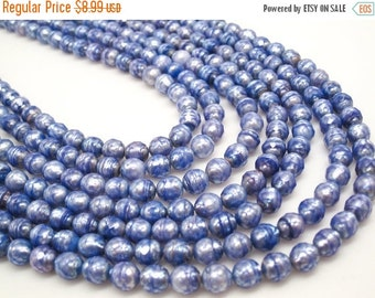 SALE Faceted Pearls, Faceted Freshwater Pearls, Lavender Freshwater Pearls, Faceted Potato Shape, SKU 4333A