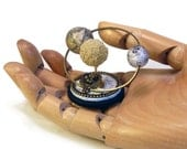 Miniature Astronomical Tellurion  -  Bo Press Miniatures