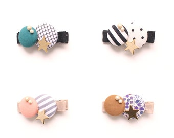 Kid Friendly - Maru Buttons Clips