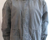 Vintage Grey Denim Jacket