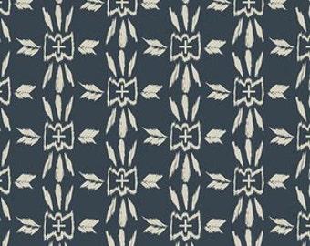boy baby bedding-  tribal crib sheet, mini crib sheet , blue changing pad cover-  dark blue arrow sheet-  tribal crib bedding