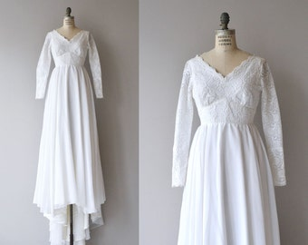 Evermore wedding gown | vintage 1960s wedding dress | 60s wedding gown