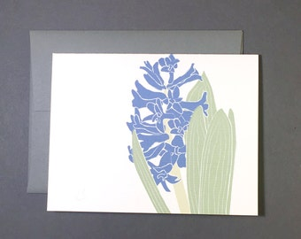 Hyacinth Card Set